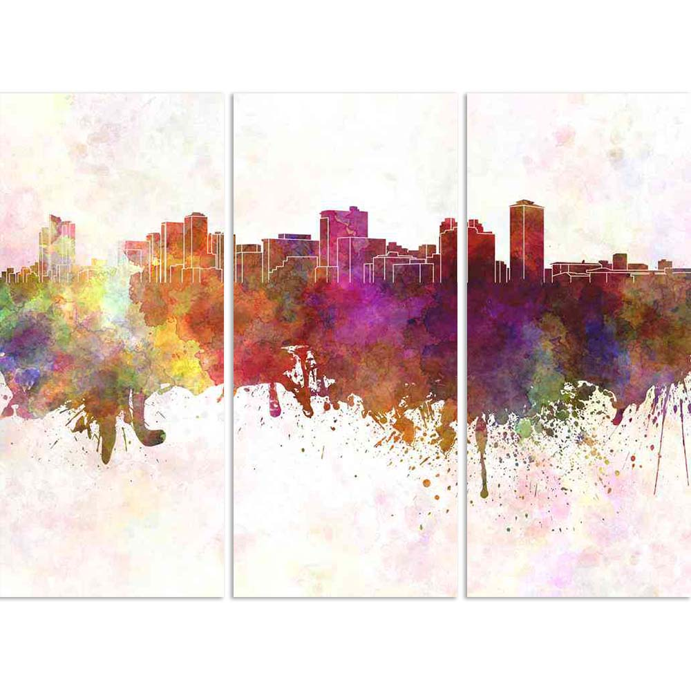 ArtzFolio Manila Skyline, Capital of the Philippines Split Art Painting Panel on Sunboard-Split Art Panels-AZ5006367SPL_FR_RF_R-0-Image Code 5006367 Vishnu Image Folio Pvt Ltd, IC 5006367, ArtzFolio, Split Art Panels, Places, Fine Art Reprint, manila, skyline, capital, of, the, philippines, split, art, painting, panel, on, sunboard, framed, canvas, print, wall, for, living, room, with, frame, poster, pitaara, box, large, size, drawing, big, office, reception, photography, kids, designer, decorative, amazonb