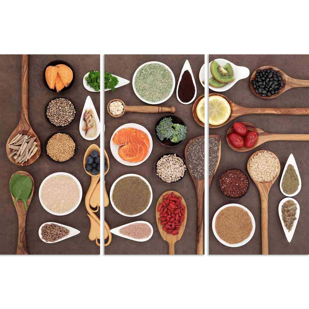 ArtzFolio Food Selection Art Display D4 Split Art Painting Panel on Sunboard-Split Art Panels-AZ5006426SPL_FR_RF_R-0-Image Code 5006426 Vishnu Image Folio Pvt Ltd, IC 5006426, ArtzFolio, Split Art Panels, Food & Beverage, Photography, food, selection, art, display, d4, split, painting, panel, on, sunboard, framed, canvas, print, wall, for, living, room, with, frame, poster, pitaara, box, large, size, drawing, big, office, reception, of, kids, designer, decorative, amazonbasics, reprint, small, bedroom, scen