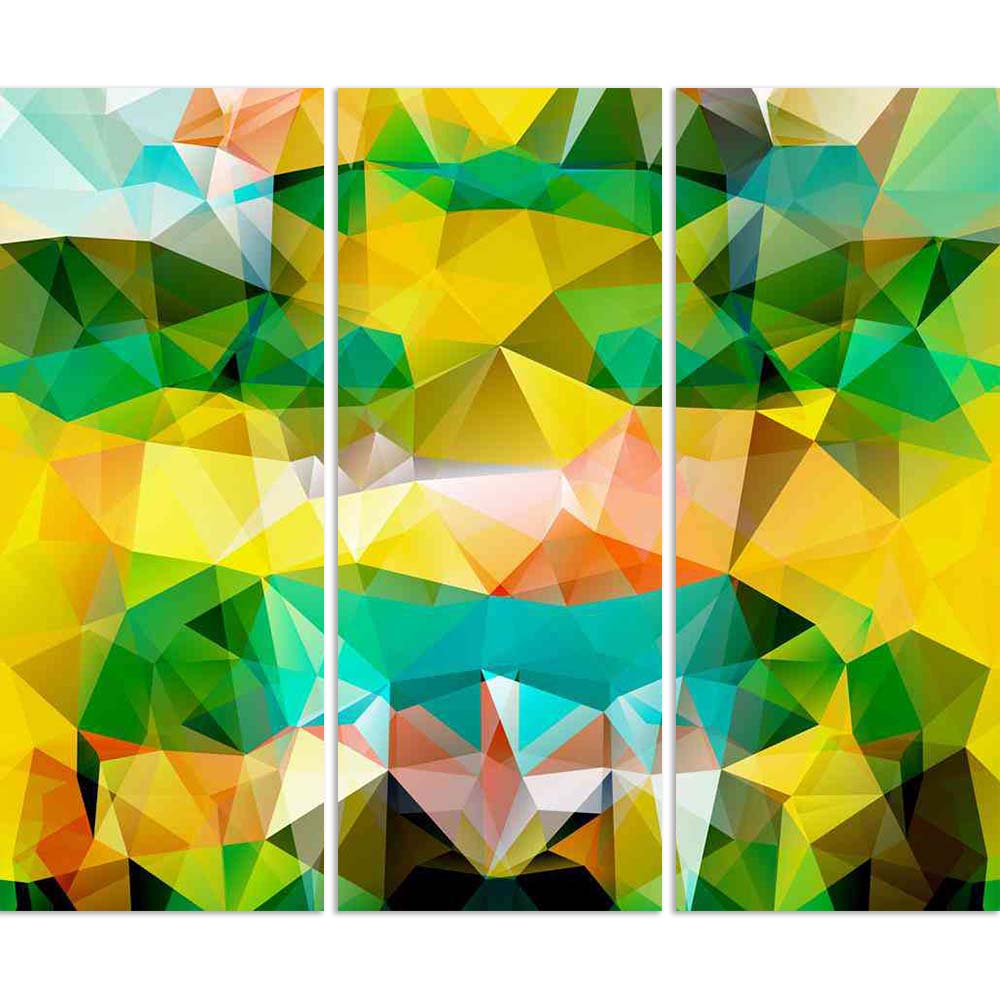 ArtzFolio Triangle Geometric Mosaic Split Art Painting Panel on Sunboard-Split Art Panels-AZ5006463SPL_FR_RF_R-0-Image Code 5006463 Vishnu Image Folio Pvt Ltd, IC 5006463, ArtzFolio, Split Art Panels, Abstract, Digital Art, triangle, geometric, mosaic, split, art, painting, panel, on, sunboard, framed, canvas, print, wall, for, living, room, with, frame, poster, pitaara, box, large, size, drawing, big, office, reception, photography, of, kids, designer, decorative, amazonbasics, reprint, small, bedroom, sce