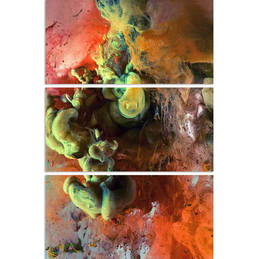 ArtzFolio Motion Color Ink Drop Ink Swirling In Water D1 Split Art Painting Panel on Sunboard-Split Art Panels-AZ5006527SPL_FR_RF_R-0-Image Code 5006527 Vishnu Image Folio Pvt Ltd, IC 5006527, ArtzFolio, Split Art Panels, Abstract, Photography, motion, color, ink, drop, swirling, in, water, d1, split, art, painting, panel, on, sunboard, framed, canvas, print, wall, for, living, room, with, frame, poster, pitaara, box, large, size, drawing, big, office, reception, of, kids, designer, decorative, amazonbasics