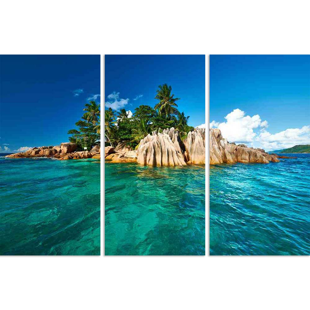 ArtzFolio Beautiful St. Pierre Island At Seychelles Split Art Painting Panel on Sunboard-Split Art Panels-AZ5006560SPL_FR_RF_R-0-Image Code 5006560 Vishnu Image Folio Pvt Ltd, IC 5006560, ArtzFolio, Split Art Panels, Landscapes, Places, Photography, beautiful, st., pierre, island, at, seychelles, split, art, painting, panel, on, sunboard, framed, canvas, print, wall, for, living, room, with, frame, poster, pitaara, box, large, size, drawing, big, office, reception, of, kids, designer, decorative, amazonbasi