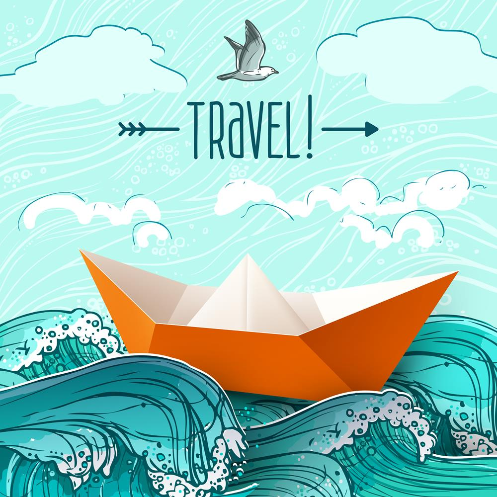 ArtzFolio Origami Paper Ship On Sea Waves Art Unframed Premium Canvas Painting-Paintings Unframed Premium-AZ5006644ART_UN_RF_R-0-Image Code 5006644 Vishnu Image Folio Pvt Ltd, IC 5006644, ArtzFolio, Paintings Unframed Premium, Kids, Places, Digital Art, origami, paper, ship, on, sea, waves, art, unframed, premium, canvas, painting, large, size, print, wall, for, living, room, without, frame, decorative, poster, pitaara, box, drawing, photography, amazonbasics, big, designer, office, reception, reprint, bedr