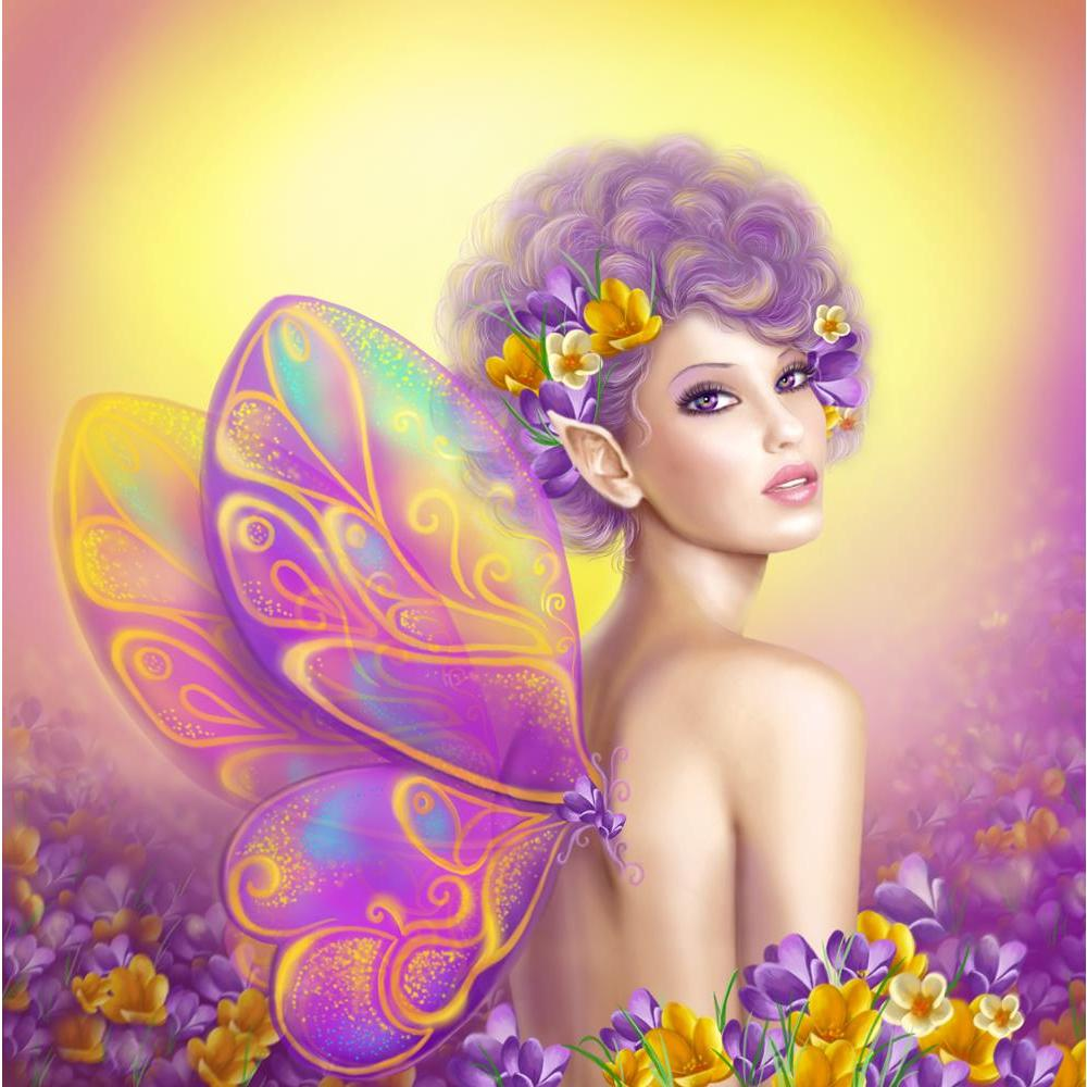 ArtzFolio Girl Fairy Butterfly Unframed Premium Canvas Painting-Paintings Unframed Premium-AZ5006860ART_UN_RF_R-0-Image Code 5006860 Vishnu Image Folio Pvt Ltd, IC 5006860, ArtzFolio, Paintings Unframed Premium, Fantasy, Floral, Portraits, Digital Art, girl, fairy, butterfly, unframed, premium, canvas, painting, large, size, print, wall, for, living, room, without, frame, decorative, poster, art, pitaara, box, drawing, photography, amazonbasics, big, kids, designer, office, reception, reprint, bedroom, pane