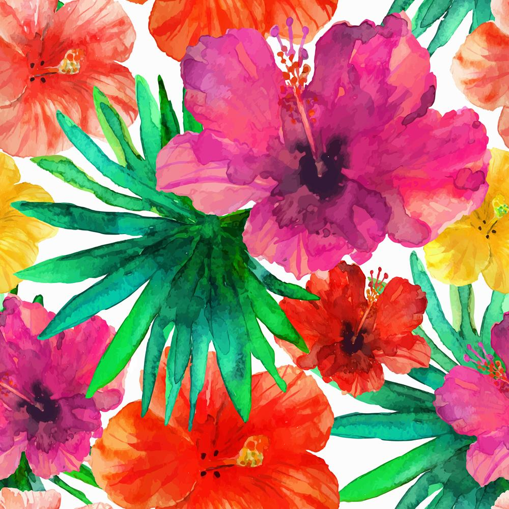 ArtzFolio Abstract Watercolor Hibiscus Flowers D2 Unframed Premium Canvas Painting-Paintings Unframed Premium-AZ5006891ART_UN_RF_R-0-Image Code 5006891 Vishnu Image Folio Pvt Ltd, IC 5006891, ArtzFolio, Paintings Unframed Premium, Floral, Fine Art Reprint, abstract, watercolor, hibiscus, flowers, d2, unframed, premium, canvas, painting, large, size, print, wall, for, living, room, without, frame, decorative, poster, art, pitaara, box, drawing, photography, amazonbasics, big, kids, designer, office, receptio
