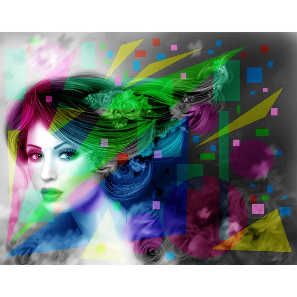 ArtzFolio Abstract Fantasy Woman Unframed Premium Canvas Painting-Paintings Unframed Premium-AZ5006908ART_UN_RF_R-0-Image Code 5006908 Vishnu Image Folio Pvt Ltd, IC 5006908, ArtzFolio, Paintings Unframed Premium, Portraits, Digital Art, abstract, fantasy, woman, unframed, premium, canvas, painting, large, size, print, wall, for, living, room, without, frame, decorative, poster, art, pitaara, box, drawing, photography, amazonbasics, big, kids, designer, office, reception, reprint, bedroom, panel, panels, on