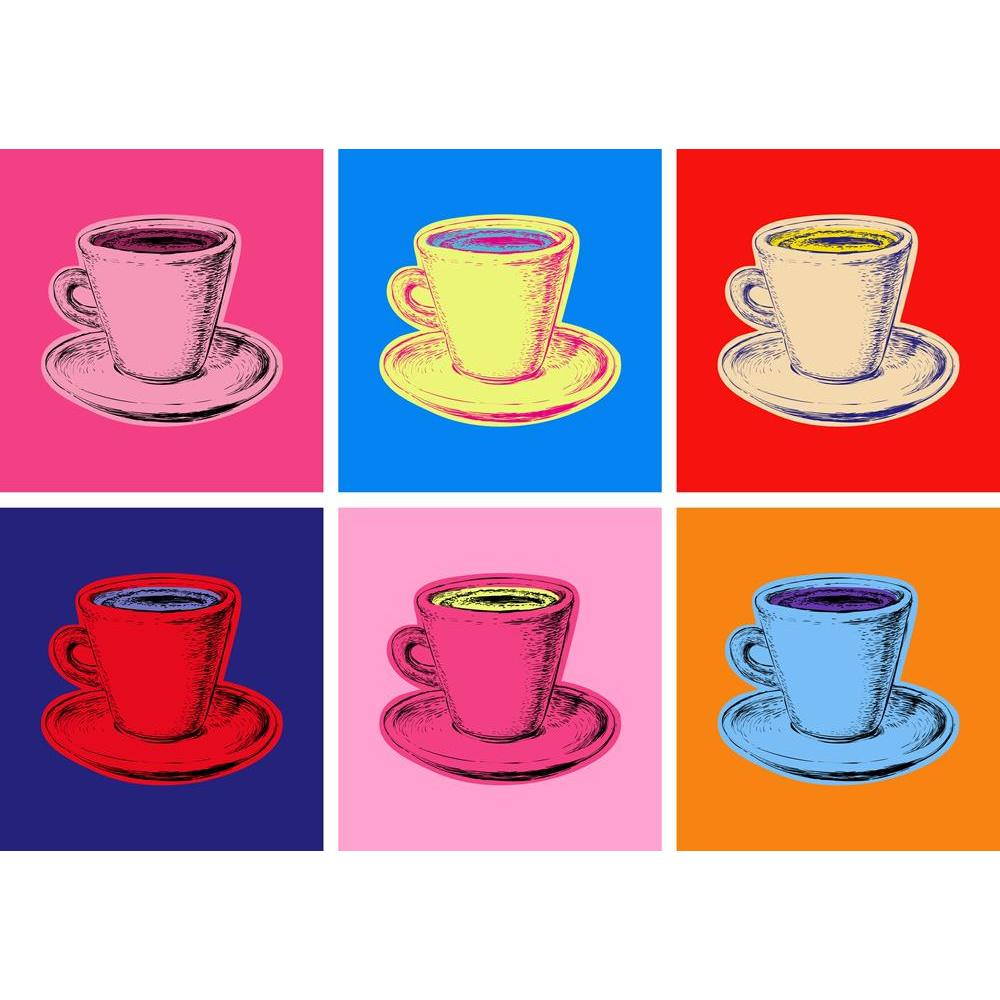 ArtzFolio Mugs Pop Art Style Unframed Premium Canvas Painting-Paintings Unframed Premium-AZ5007078ART_UN_RF_R-0-Image Code 5007078 Vishnu Image Folio Pvt Ltd, IC 5007078, ArtzFolio, Paintings Unframed Premium, Food & Beverage, Pop Art, Digital Art, mugs, pop, art, style, unframed, premium, canvas, painting, large, size, print, wall, for, living, room, without, frame, decorative, poster, pitaara, box, drawing, photography, amazonbasics, big, kids, designer, office, reception, reprint, bedroom, panel, panels,