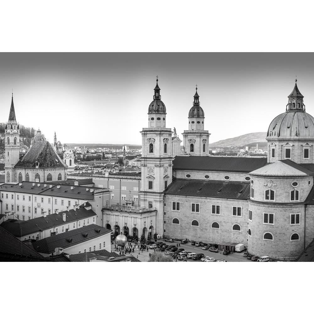 ArtzFolio Cityscape of Historic City of Salzburg, Austria Unframed Premium Canvas Painting-Paintings Unframed Premium-AZ5007107ART_UN_RF_R-0-Image Code 5007107 Vishnu Image Folio Pvt Ltd, IC 5007107, ArtzFolio, Paintings Unframed Premium, Places, Vintage, Photography, cityscape, of, historic, city, salzburg, austria, unframed, premium, canvas, painting, large, size, print, wall, for, living, room, without, frame, decorative, poster, art, pitaara, box, drawing, amazonbasics, big, kids, designer, office, rece