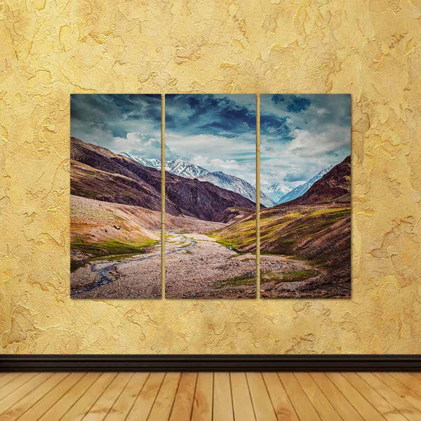 ArtzFolio Himalayan Landscape in Spiti Valley, India Split Art Painting Panel on Sunboard-Split Art Panels-AZ5007143SPL_FR_RF_R-0-Image Code 5007143 Vishnu Image Folio Pvt Ltd, IC 5007143, ArtzFolio, Split Art Panels, Landscapes, Places, Photography, himalayan, landscape, in, spiti, valley, india, split, art, painting, panel, on, sunboard, framed, canvas, print, wall, for, living, room, with, frame, poster, pitaara, box, large, size, drawing, big, office, reception, of, kids, designer, decorative, amazonbas