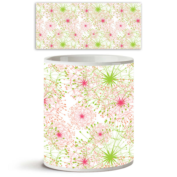 ArtzFolio Dandelion Ceramic Coffee Tea Mug Inside White-Coffee Mugs-AZKIT7099384MUG_L-Image Code 5007193 Vishnu Image Folio Pvt Ltd, IC 5007193, ArtzFolio, Coffee Mugs, Floral, Digital Art, dandelion, ceramic, coffee, tea, mug, inside, white, abstract, seamless, pattern, background, coffee mugs with logo, promotional mugs, bulk coffee mug, office mugs, amazonbasics, custom coffee mugs, custom ceramic mugs, 11ounce ceramic coffee mug, coffee cup gift, tea mug, promotional coffee mugs, custom printed mugs, 11