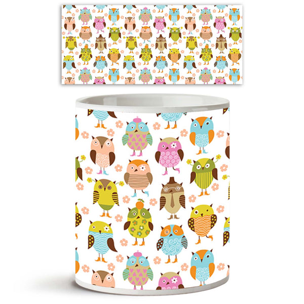 ArtzFolio Pretty Birds Ceramic Coffee Tea Mug Inside White-Coffee Mugs-AZKIT8772011MUG_L-Image Code 5007202 Vishnu Image Folio Pvt Ltd, IC 5007202, ArtzFolio, Coffee Mugs, Birds, Kids, Digital Art, pretty, ceramic, coffee, tea, mug, inside, white, seamless, pattern, cute, coffee mugs with logo, promotional mugs, bulk coffee mug, office mugs, amazonbasics, custom coffee mugs, custom ceramic mugs, 11ounce ceramic coffee mug, coffee cup gift, tea mug, promotional coffee mugs, custom printed mugs, 11 oz coffee