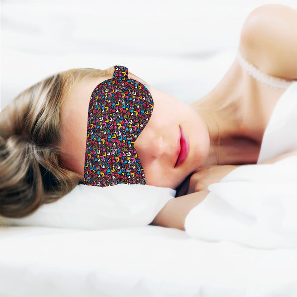 ArtzFolio Hearts & Flowers Sleeping Eye Pad Blackout Eye Cover | Soft Anti-Allergic Eco-Friendly Natural Satin Silk Fabric-Sleep Masks-AZ5007235MSK_RF_R-SP-Image Code 5007235 Vishnu Image Folio Pvt Ltd, IC 5007235, ArtzFolio, Sleep Masks, Love, Kids, Digital Art, hearts, flowers, sleeping, eye, pad, blackout, cover, soft, anti-allergic, eco-friendly, natural, satin, silk, fabric, seamless, pattern, eye mask, sleeping band for eyes, best eye mask for sleeping, mens sleep mask, cheap sleep mask, eye mask slee