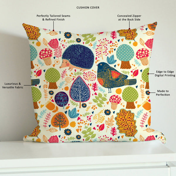 ArtzFolio Crew Cut Leaves D1 Cushion Cover Throw Pillow-Cushion Covers-AZHFR15384121CUS_CV_L-Image Code 5007306 Vishnu Image Folio Pvt Ltd, IC 5007306, ArtzFolio, Cushion Covers, Birds, Floral, Kids, Digital Art, crew, cut, leaves, d1, cushion, cover, throw, pillow, canvas, fabric, autumn, seamless, pattern, flowers, trees, sofa throws, single throw pillow, zippered throw pillow cover, satin pillow cover, throw pillow, cushion cover only, cushion cover, pillow cover for sofa, pitaara box, throw cushion, kid