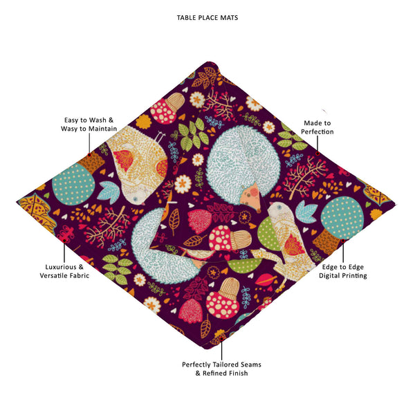 ArtzFolio Crew Cut Leaves D2 Table Mat Placemat-Table Place Mats Fabric-AZKIT15384122MAT_TB_L-Image Code 5007307 Vishnu Image Folio Pvt Ltd, IC 5007307, ArtzFolio, Table Place Mats Fabric, Birds, Floral, Kids, Digital Art, crew, cut, leaves, d2, table, mat, placemat, canvas, fabric, autumn, seamless, pattern, flowers, trees, placemats, large table mats, dinner mats, best placemats, dinner table placemats, table mats, dining placemats, dining mats, extra large placemats, cute placemats, table placemats, cont