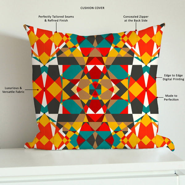 ArtzFolio Tribal Art D1 Cushion Cover Throw Pillow-Cushion Covers-AZHFR15646036CUS_CV_L-Image Code 5007311 Vishnu Image Folio Pvt Ltd, IC 5007311, ArtzFolio, Cushion Covers, Abstract, Digital Art, tribal, art, d1, cushion, cover, throw, pillow, canvas, fabric, seamless, vector, texture, bright, pattern, sofa throws, single throw pillow, zippered throw pillow cover, satin pillow cover, throw pillow, cushion cover only, cushion cover, pillow cover for sofa, pitaara box, throw cushion, kids cushion cover, squa