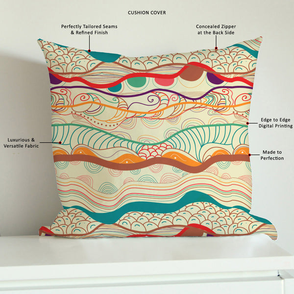 ArtzFolio Waves Drawing Cushion Cover Throw Pillow-Cushion Covers-AZHFR16534745CUS_CV_L-Image Code 5007323 Vishnu Image Folio Pvt Ltd, IC 5007323, ArtzFolio, Cushion Covers, Abstract, Digital Art, waves, drawing, cushion, cover, throw, pillow, canvas, fabric, seamless, vector, texture, original, sofa throws, single throw pillow, zippered throw pillow cover, satin pillow cover, throw pillow, cushion cover only, cushion cover, pillow cover for sofa, pitaara box, throw cushion, kids cushion cover, square cushi
