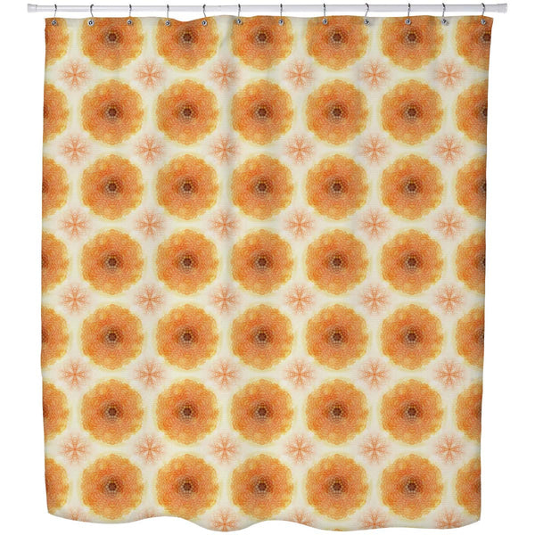 ArtzFolio Ethnic Ornament D2 Washable Waterproof Shower Curtain-Shower Curtains-AZHFR26636072CUR_SH_L-Image Code 5007504 Vishnu Image Folio Pvt Ltd, IC 5007504, ArtzFolio, Shower Curtains, Abstract, Traditional, Digital Art, ethnic, ornament, d2, washable, waterproof, shower, curtain, eyelets, hand, drawn, circular, beige, eps10, shower curtain, designer shower curtain, clear shower curtain, washable shower curtain, bathroom curtain, shower curtain 6feet, printed shower curtain, unisex shower curtain, pitaa