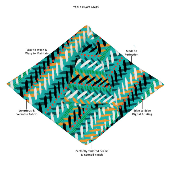 ArtzFolio Chevron D2 Table Mat Placemat-Table Place Mats Fabric-AZKIT30904942MAT_TB_L-Image Code 5007544 Vishnu Image Folio Pvt Ltd, IC 5007544, ArtzFolio, Table Place Mats Fabric, Abstract, Digital Art, chevron, d2, table, mat, placemat, canvas, fabric, hand, painted, seamless, pattern, placemats, large table mats, dinner mats, best placemats, dinner table placemats, table mats, dining placemats, dining mats, extra large placemats, cute placemats, table placemats, contemporary table mats, placement mats, l