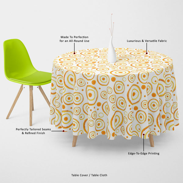 ArtzFolio Watercolor Circles D2 Table Cloth Cover-Table Covers-AZ5007558CVR_TB_RF_R-SP-Image Code 5007558 Vishnu Image Folio Pvt Ltd, IC 5007558, ArtzFolio, Table Covers, Abstract, Digital Art, watercolor, circles, d2, table, cloth, cover, canvas, fabric, seamless, pattern, color, hand, drawn, ornament, round, shapes, painted, table cover, center table cover, teapoy cover, checkered tablecloth, restaurant tablecloth, tablecloth, dining table cover 6 seater, linen tablecloth, fitted tablecloths, velvet table