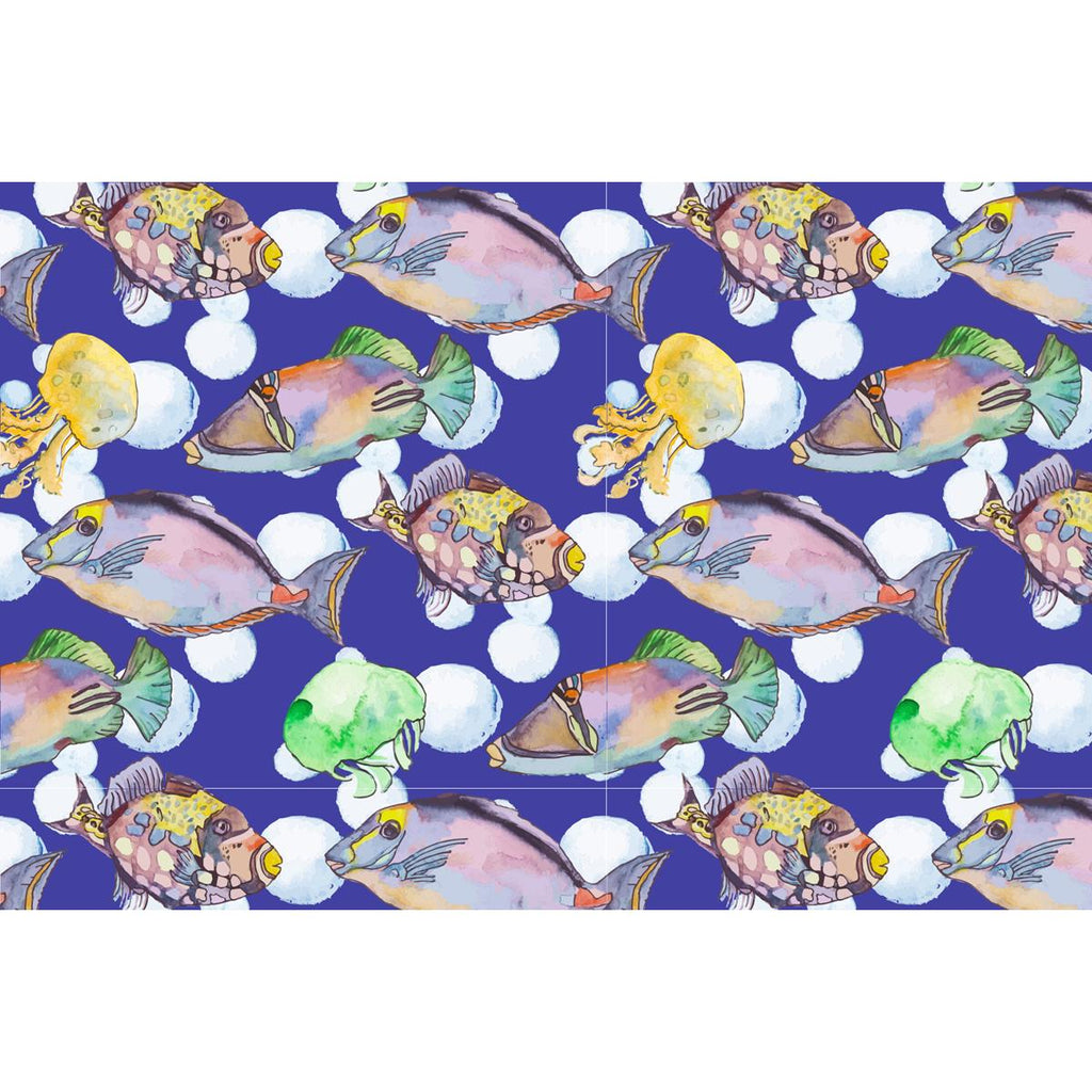 ArtzFolio Tropical Sea D2 Art & Craft Gift Wrapping Paper-Wrapping Papers-AZSAO37629916WRP_L-Image Code 5007616 Vishnu Image Folio Pvt Ltd, IC 5007616, ArtzFolio, Wrapping Papers, Animals, Kids, Digital Art, tropical, sea, d2, art, craft, gift, wrapping, paper, pattern, fish, jellyfish, ocean, vector, wrapping paper, pretty wrapping paper, cute wrapping paper, packing paper, gift wrapping paper, bulk wrapping paper, best wrapping paper, funny wrapping paper, bulk gift wrap, gift wrapping, holiday gift wrap,