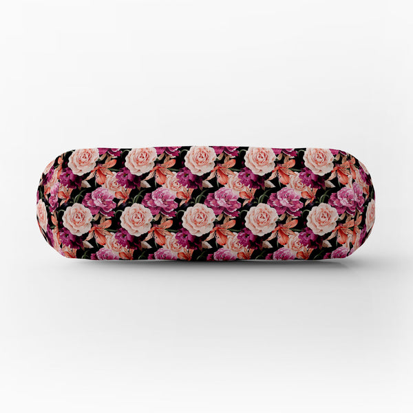 ArtzFolio Roses D1 Bolster Cover Booster Cases | Concealed Zipper Opening-Bolster Covers-AZ5007666PIL_CV_RF_R-SP-Image Code 5007666 Vishnu Image Folio Pvt Ltd, IC 5007666, ArtzFolio, Bolster Covers, Floral, Digital Art, roses, d1, bolster, cover, booster, cases, concealed, zipper, opening, silk, fabric, seamless, pattern, watercolor, vector, illustration, bolster case, bolster cover size, diwan round pillow, long round pillow covers, small bolster cushion covers, bolster cover, drawstring bolster pillow cov