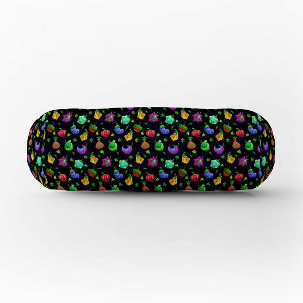 ArtzFolio Funny Fruits Bolster Cover Booster Cases | Concealed Zipper Opening-Bolster Covers-AZ5007672PIL_CV_RF_R-SP-Image Code 5007672 Vishnu Image Folio Pvt Ltd, IC 5007672, ArtzFolio, Bolster Covers, Kids, Digital Art, funny, fruits, bolster, cover, booster, cases, concealed, zipper, opening, satin, fabric, seamless, pattern, bizzare, colorful, vector, illustration, bolster case, bolster cover size, diwan round pillow, long round pillow covers, small bolster cushion covers, bolster cover, drawstring bols