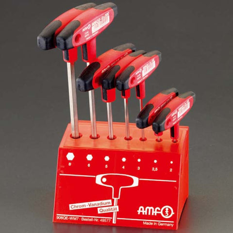 HEX KEY SET 2-8mm