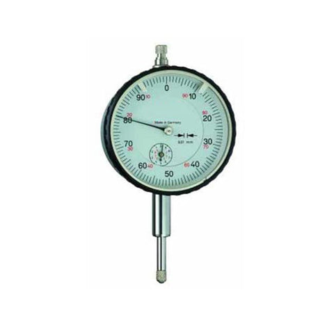DIAL INDICATOR WITH LUG BACK 10mm x .01mm