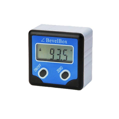 DIGITAL ANGLE METER 60 x 56 x 33mm