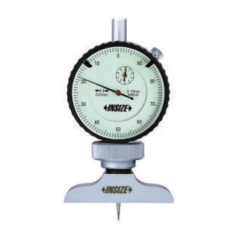 INSIZE DIAL DEPTH GAUGE 10mm