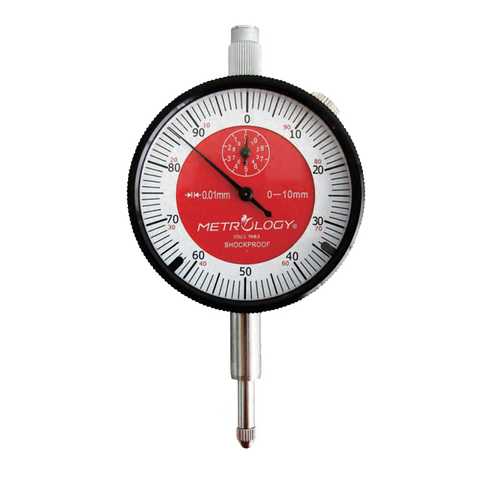 CERTIFIED DIAL INDICATOR 55mm x .01mm
