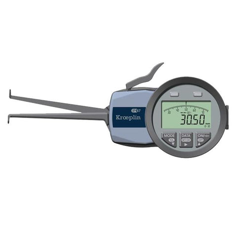 INTERNAL DIGITAL GROOVE CALIPER 10-30mm