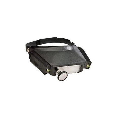 ILLUMINATED HEAD BAND MAGNIFIER 1.8X, 2.3X, 4.8X