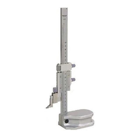 MITUTOYO VERNIER HEIGHT GAUGE WITHOUT SCALE SLIDE 0-250mm/10