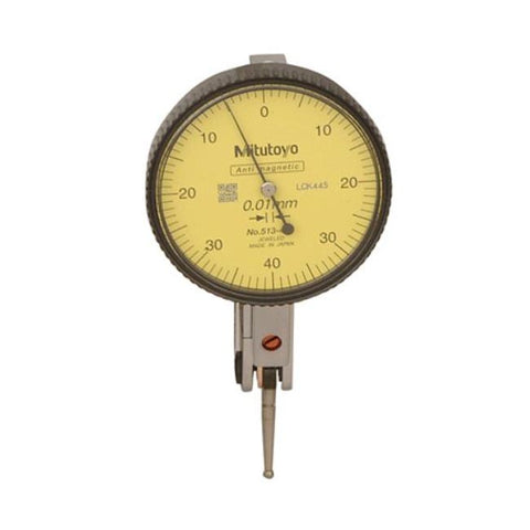 MITUTOYO DIAL TEST INDICATOR SET 0.8mm x .01mm