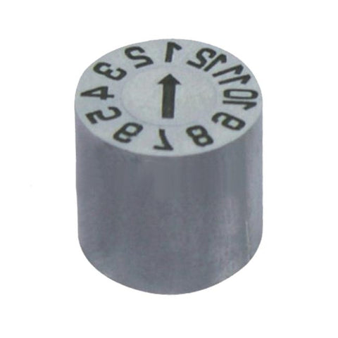 DATE STAMP MONTH ONLY 6mm