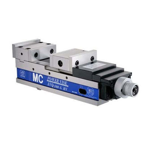 SUPER CNC LONG POWER VISE 160mm