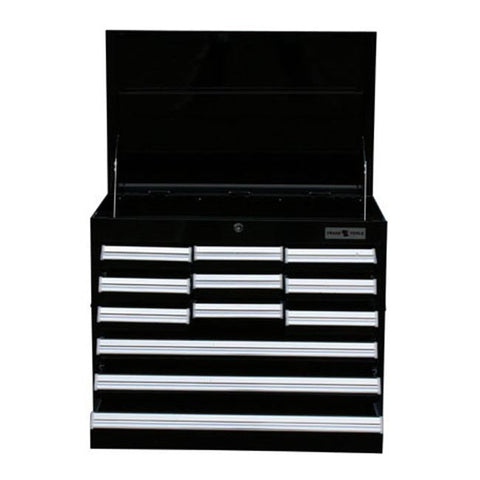 TOOL CHEST 12 x DRAWER BLACK