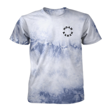 Load image into Gallery viewer, Tie Dye Faces Tee