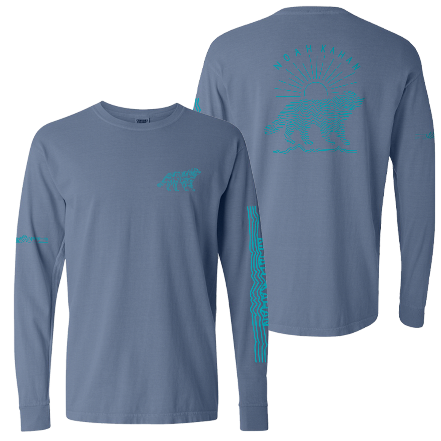 Long Sleeve Dog Tee