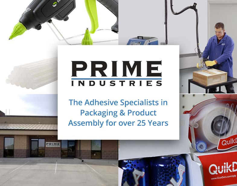 Prime Industries | Adhesive Specialists for 25 Years in Denver, CO