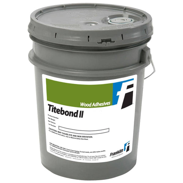 Franklin Wood Glue - TiteBond II (44lbs Pail)