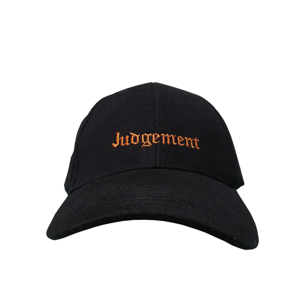 Judgement Cap Orange