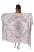 Load image into Gallery viewer, Celestial Travel Scarf 41237