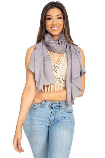 Celestial Travel Scarf 41237