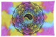 Load image into Gallery viewer, Yin-Yang Mandala Tapestry