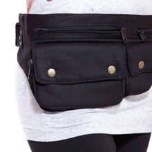 Load image into Gallery viewer, The Tourister - Carefree Cotton Fannypack