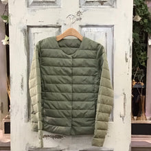 Load image into Gallery viewer, Down Puffer Jacket