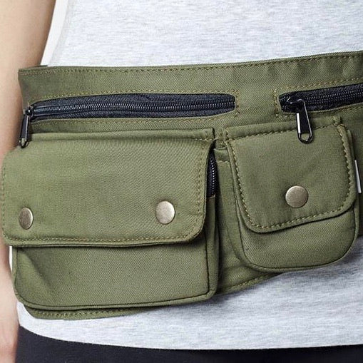 The Tourister - Carefree Cotton Fannypack