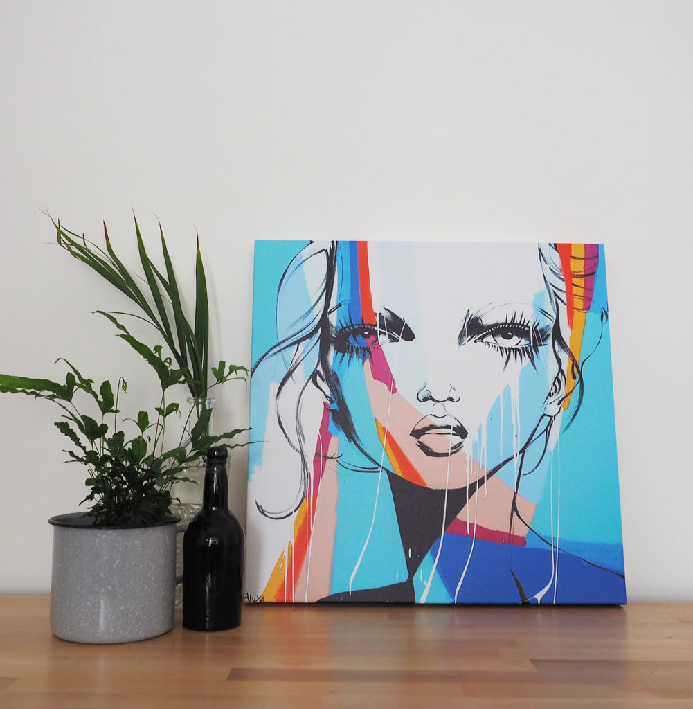 'Be Ready' CANVAS PRINT