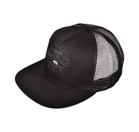 Call of the Wild - Emroidered Trucker Hat